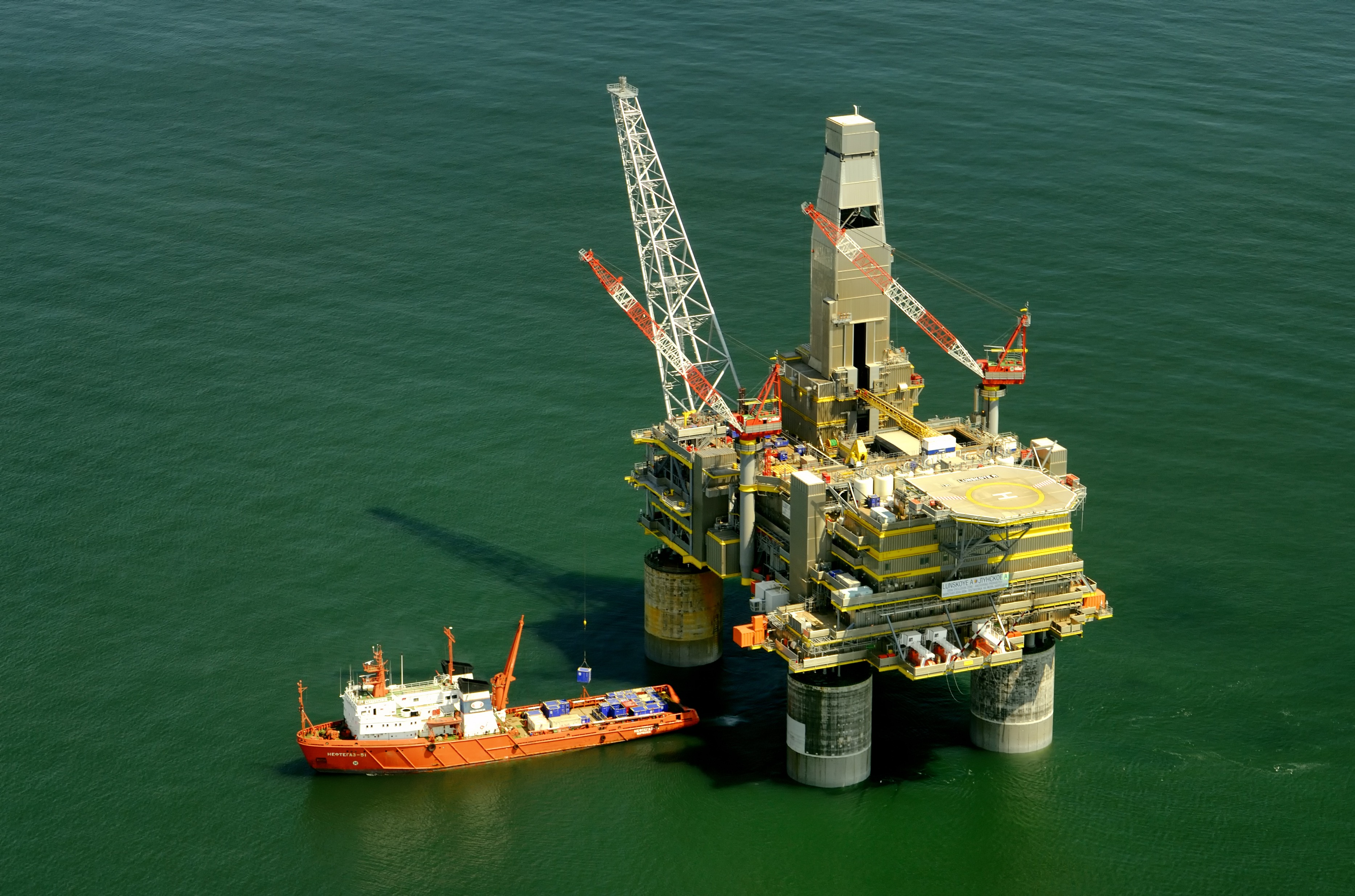 渤海再獲大型油氣 儀器儀表助力油氣勘探